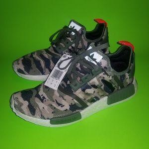 Adidas NMD Camo Mens Size 10